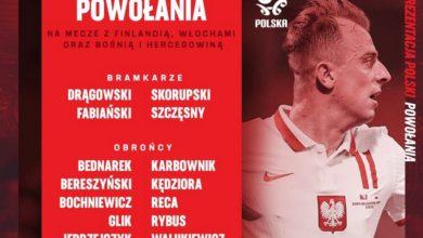 Photo of Reprezentacja Polski. Jerzy Brzęczek powołał zawodników z polskiej ligi. Kontuzja Frankowskiego