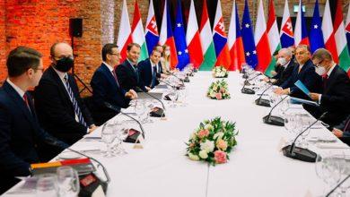 Photo of Szczyt Grupy V4 – o sytuacji na Białorusi. Stanowisko w kwestii otrucia Aleksieja Nawalnego