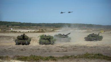 Photo of Ćwiczenia żołnierzy Żelaznej Dywizji. Nowe Rosomaki dla wojska