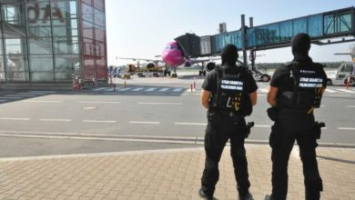 Photo of Lotnisko we Wrocławiu. Bombowy żart zakończony mandatem karnym