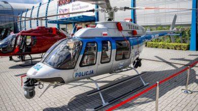 Photo of Międzynarodowy Salon Przemysłu Obronnego 2020. Policyjne śmigłowce Bell 407GXi już w Polsce