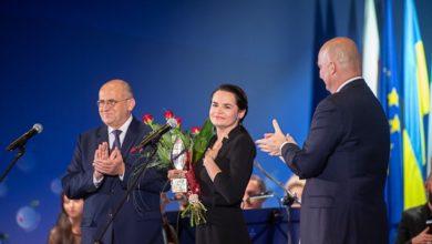 Photo of Forum Ekonomiczne 2020. Daniel Obajtek Człowiekiem Roku. Nagroda specjalna dla Swiatłany Cichanouskiej