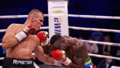 Photo of Knockout Boxing Night 13. Łukasz Różański, Damian Kiwior i Mateusz Masternak niepokonani