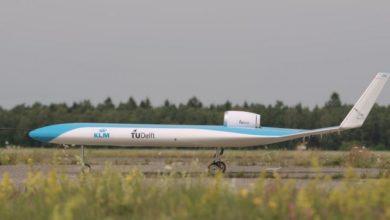 """Photo of Pasażerski samolot przyszłości """"Flying-V"""". Relacja z pierwszego lotu testowego [WIDEO]"""