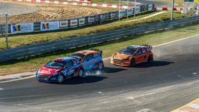 """Photo of Mistrzostwa Polski w Rallycrossie. Kuba Przygoński pojedzie """"drzwi w drzwi"""""""