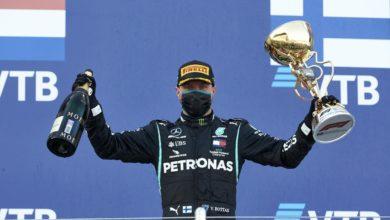 Photo of F1. Valtteri Bottas triumfatorem GP Rosji. Lewis Hamilton z grzywną