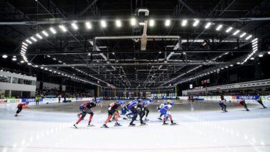 Photo of Puchar Świata w łyżwiarstwie szybkim w Tomaszowie Mazowieckim odwołany