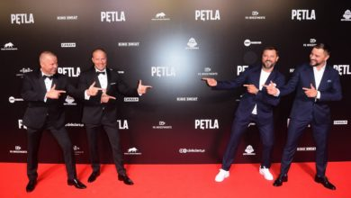 Photo of Gwiazdy na premierze PĘTLI Patryka Vegi