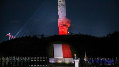Photo of 81. rocznica wybuchu II wojny światowej. Uroczystości na Westerplatte
