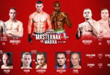 Photo of Gala Knockout Boxing Night 13 w Tarnowie. Karta walk