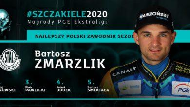 Photo of FOGO Unia Leszno mistrzem Polski! Zmarzlik Najlepszym Polskim Zawodnikiem Sezonu 2020. Laureaci Szczakieli
