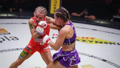 Photo of MMA. Gala KSW 55 w Łodzi