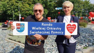 Photo of Kołobrzeg i Warszawa z rondem WOŚP