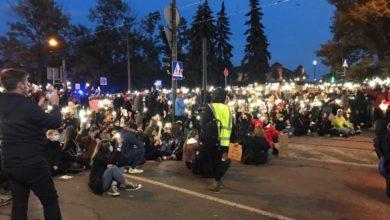 Photo of RPO. Działania policji wobec protestów społecznych. Incydenty w kościołach