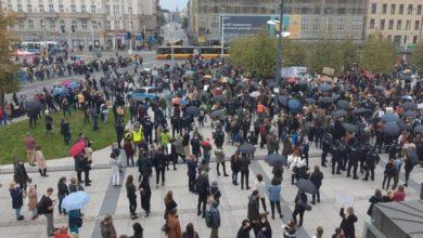 "Photo of Strajk kobiet. Blokada miast. Adam Bodnar: ""Narasta dramat Polek"""