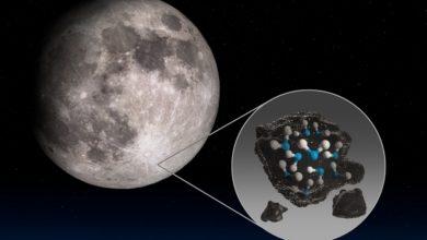 """Photo of Sensacja! Odkryto wodę po nasłonecznionej powierzchni Księżyca! NASA potwierdza """"księżycówkę"""""""