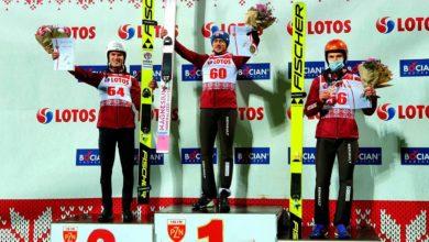 Photo of Skoki narciarskie. Joanna Szwab i Dawid Kubacki złotymi medalistami Mistrzostw Polski 2020