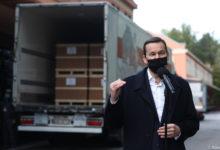 Photo of Premier Morawiecki: ponad 2000 respiratorów jest dostępnych w magazynach ARM