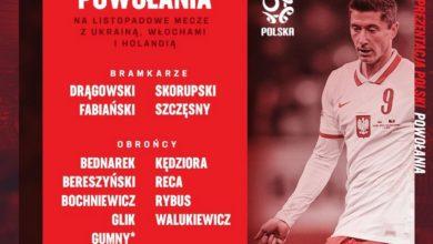 Photo of Jerzy Brzęczek ogłosił powołania na listopadowe mecze reprezentacji Polski