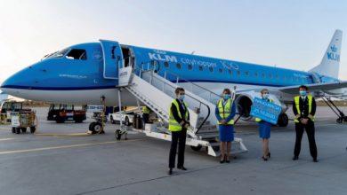 Photo of KLM Królewskie Holenderskie Linie Lotnicze zainaugurowały nową trasę z Poznania. Polecimy do Amsterdamu [WIDEO]