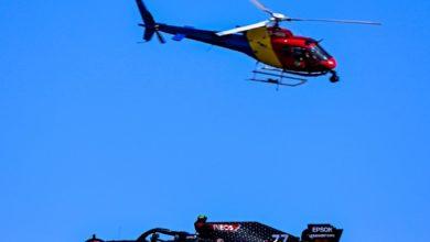 Photo of F1. GP Portugalii. Zwycięstwo bezkonkurencyjnego Lewisa Hamiltona. Rekord Schumachera pobity