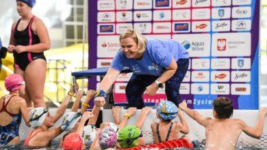 Photo of Otylia Swim Tour w Katowicach. Adepci pływania pod okiem mistrzyni olimpijskiej