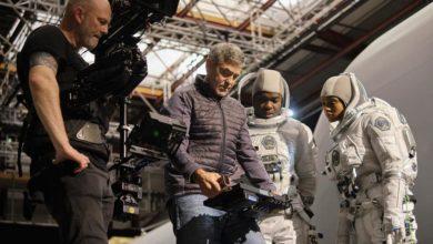 """Photo of Pierwsze zdjęcia z filmu """"Niebo o północy"""" George'a Clooneya"""