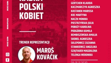 Photo of Kwalifikacje do EuroBasketu 2021. Skład reprezentacji Polski kobiet