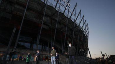 Photo of COVID-19. Stadion PGE Narodowy pierwszym szpitalem tymczasowym. Powstanie drugi