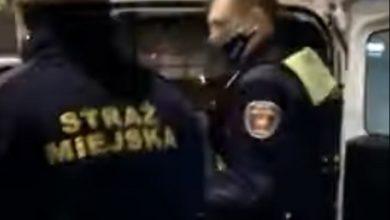 Photo of Łódź. Brutalna interwencja straży miejskiej. Zostaną zwolnieni ze służby [WIDEO]