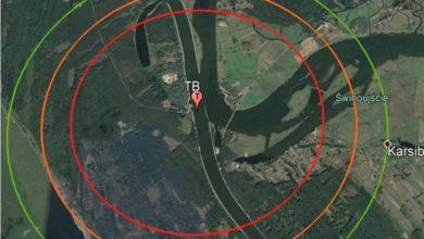 Photo of Świnoujście. Akcja neutralizacji bomby Tallboy. Ewakuacja osób