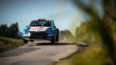 Photo of 2. Kipard Rally. Wróblewski i Wróbel wystartują w finale MRF Tarmac Masters 2020