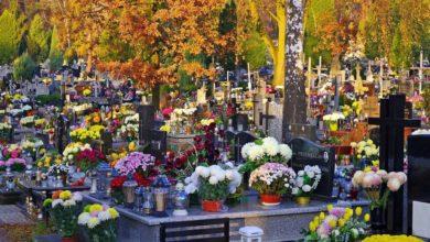 """Photo of """"Park cmentarny"""" w Ksawerowie. Proboszcz otworzył nekropolię pomimo zakazu"""