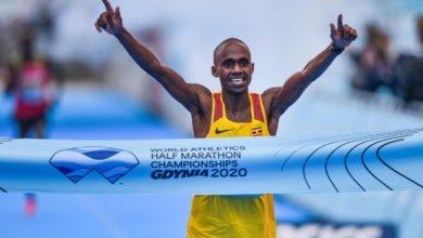 Photo of Jacob Kiplimo mistrzem świata w półmaratonie w Gdyni. Ugandyjski zawodnik pobił rekord świata!