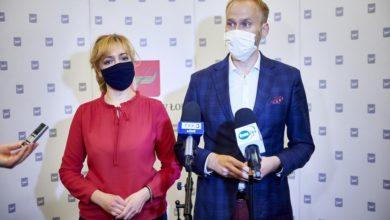 Photo of Łódź. PiS lekceważy problem. Brakuje łóżek, respiratorów i personelu