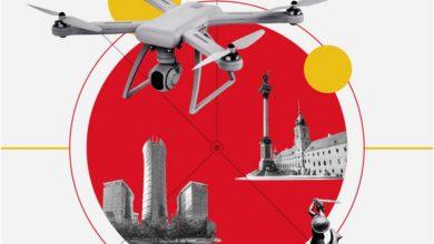 """Photo of Warszawa – strefy """"NO DRONE ZONE"""". Nie wszędzie polecisz dronem"""
