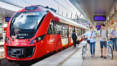 Photo of Warszawa. 15 lat Szybkiej Kolei Miejskiej. Cztery linie o długości 162 km