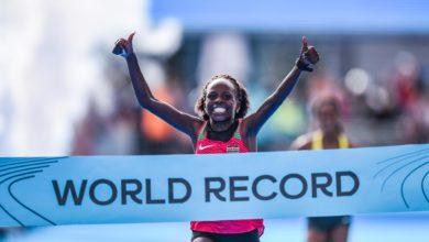 Photo of Peres Jepchirchir pobiła rekord świata w półmaratonie w Gdyni!