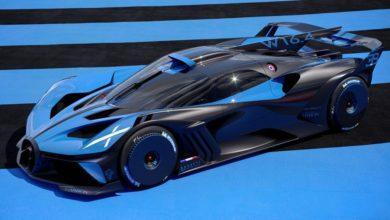 Photo of Bugatti Bolide najbardziej ekstremalnym samochodem wszech czasów. Pojedzie 500 km/h [ZDJĘCIA]