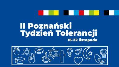 Photo of II Poznański Tydzień Tolerancji. Jaśkowiak: chcemy otwartego i przyjaznego miasta