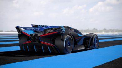 Photo of Bugatti Bolide – ekstremalny hiper sportowy samochód