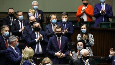 """Photo of """"Exposé ws. Polexitu"""". Praworządność w UE. Morawiecki w Sejmie: nie damy się szantażować"""