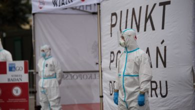 Photo of Żniwo pandemii koronawirusa. Październik – 40 proc. więcej zgonów niż przed 2019 rokiem