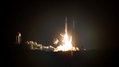 Photo of Astronauci NASA SpaceX Crew-1 udali się na Międzynarodową Stację Kosmiczną