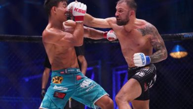 Photo of MMA. Gala KSW 56