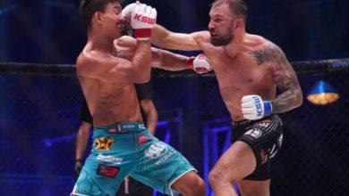 Photo of MMA. Gala KSW 56