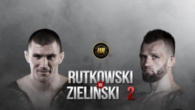 Photo of MMA. Gala FEN 31: Rutkowski vs Zieliński, Trybson vs Borowski. Karta walk