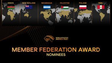 Photo of Polski Związek Lekkiej Atletyki nominowany do nagrody World Athletics Member Federation Award
