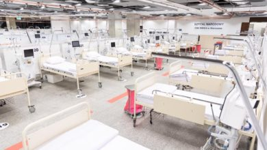Photo of Ogromne koszty utrzymania Szpitala Narodowego! Hospitalizacja jednego pacjenta to 40 tys. zł