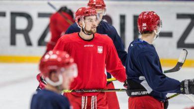 Photo of Budapeszt. Hokejowa reprezentacja Polski rywalizowała z Węgrami
